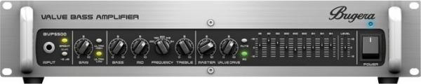 BUGERA BVP5500 Valve Bass Amplifier Head, discoland.fi