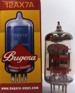 BUGERA Quality 12AX7 Amp Valve, Vahvisti, discoland.fi