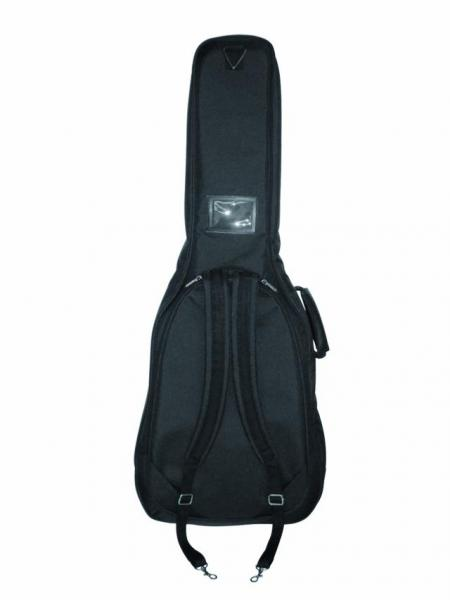 DIMAVERY DSB-630D Soft-Bag f.Western bl, Kitarapussi akustiselle kitaralle