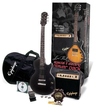 EPIPHONE Les Paul Special II EB PlayerPa, discoland.fi