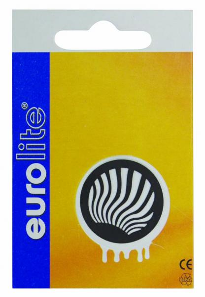 EUROLITE Gobo 25/20mm metal, design 28