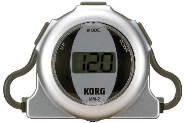KORG MM-2, Metronomi korvaan, discoland.fi