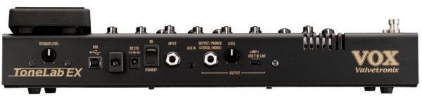 VOX ToneLab EX, Stage-versio, kitaraprosessori ja ohjainpedaali samassa laitteessa
