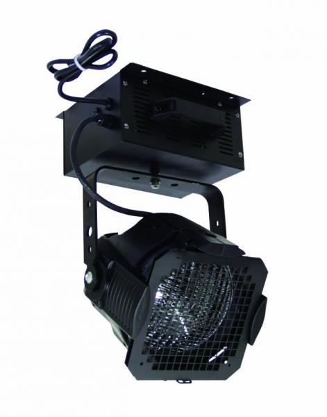 EUROLITE ML-575 MSR , Teatteriheitin monilinssinen, Tehokas 575W, Multi Lens black!