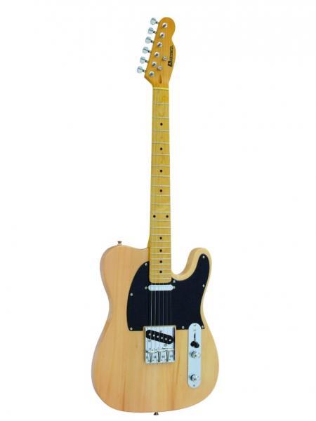 DIMAVERY TL-201 E-Guitar, Telecaster Tyy, discoland.fi