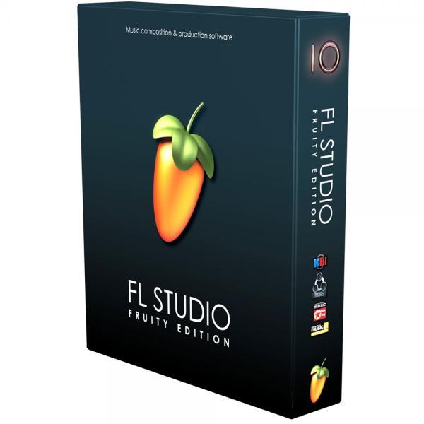 IMAGELINE FL STUDIO Fruity Edition 12, e, discoland.fi