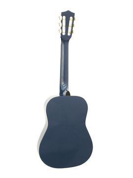 DIMAVERY AC-303 Lasten kitara sininen 85cm 1/2 koko. Klassinen akustinen kitara 1/2 koko 85cm, nylonkielet.