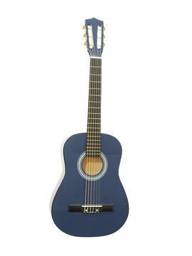 DIMAVERY AC-303 Lasten kitara sininen 85, discoland.fi