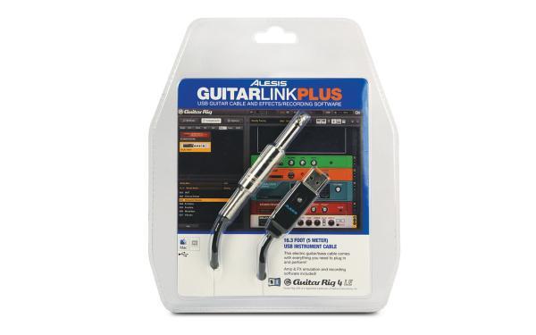ALESIS GuitarLink Plus USB-liit�nt� kita, discoland.fi