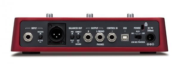 ZOOM B3 Multiefektipedaali-audiointerface USB-väylä, Rumpukone, vaihtoehtoinen XLR-ulostulo linjasoittoa varten. Uusi neljännen sukupolven ZFX-DSP antaa voimaa uudelle B3-multiefektille, joka on fyysisesti kuin kolme erillispedaalia liitettynä yhteen: jokaiselle on oma näyttönsä ja säätimensä.Hintaan sisältyy Steinberg Sequel Le - ja Edit&Share –ohjelmisto. 12 erilaista digitaalista vahvistinsimulaatiota. 99 laadukasta efektiä 32-bittisellä prosessoinnilla. Mitat 170(D)x234(W)x54(H)mm sekä paino 1.2kg.