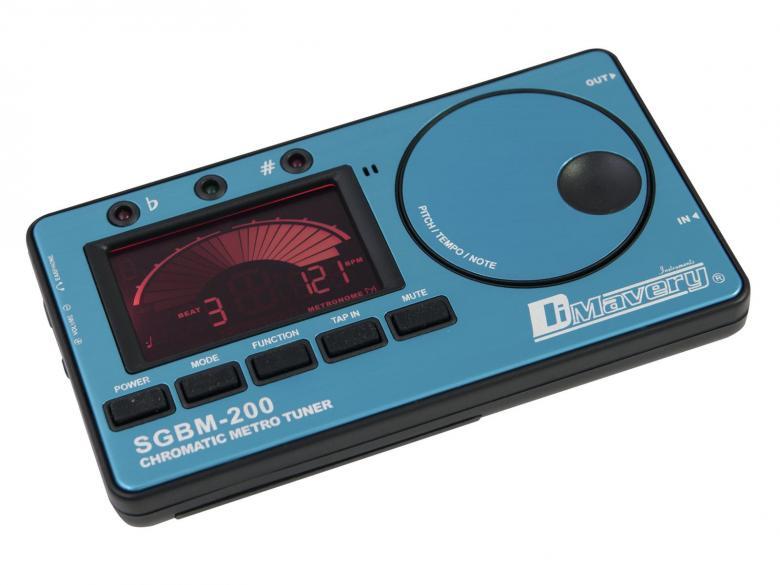 DIMAVERY SGBM-200 Digitaalinen viritysmi, discoland.fi