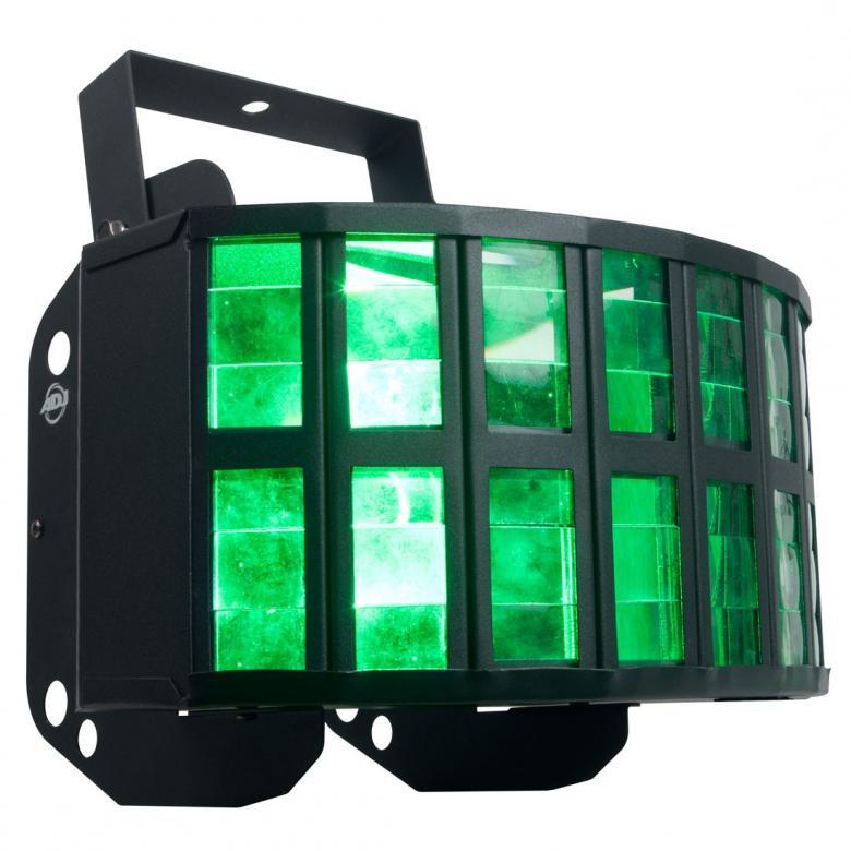 ADJ Aggressor HEX LED-valoefekti, 2x12W , discoland.fi