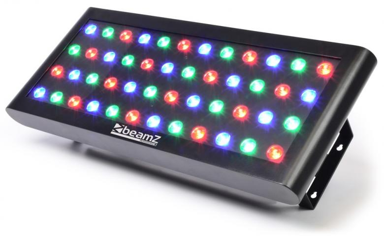 BEAMZ LCP-48 LED DMX LED paneeli 48x 1W , discoland.fi