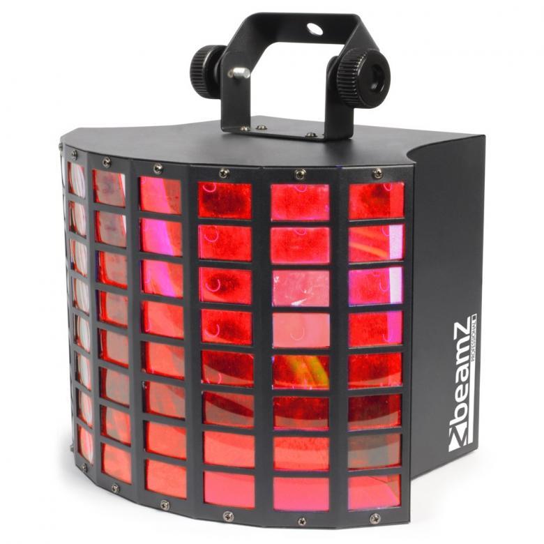 POISTO BEAMZ LED Perhos valo-efekti Mult, discoland.fi