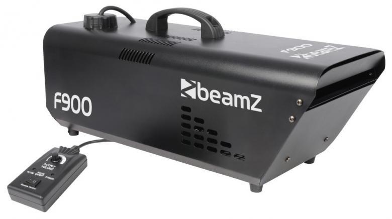 BEAMZ F900 Fazer savukone 900W jatkuvall, discoland.fi