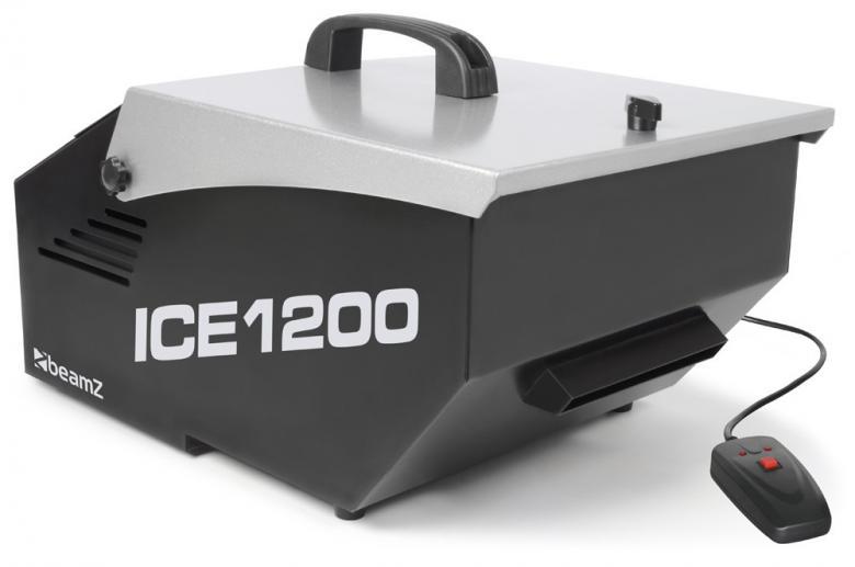 BEAMZ ICE1200 MKII matalasavukone ICE 12, discoland.fi