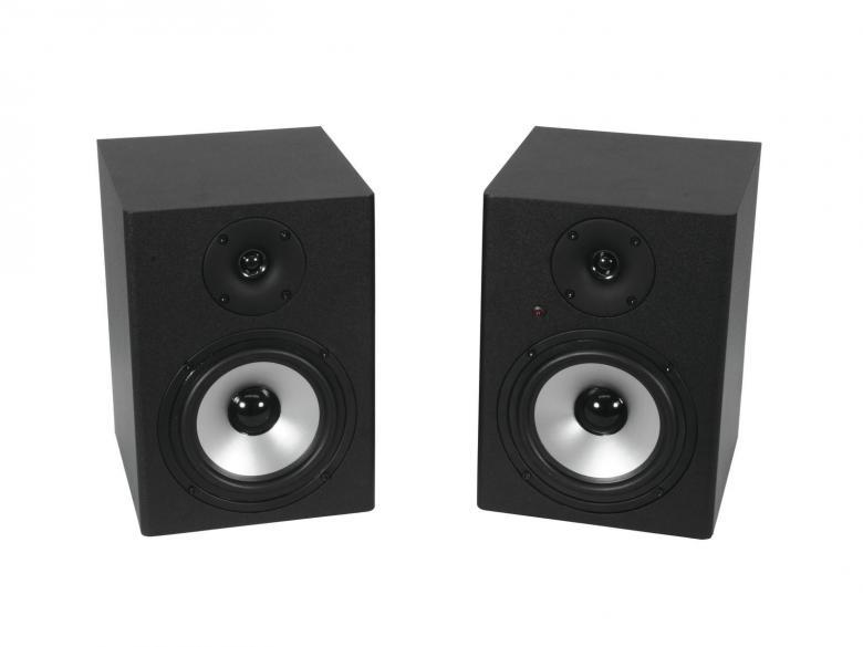 OMNITRONIC PME-5 Studio monitori pari 40, discoland.fi