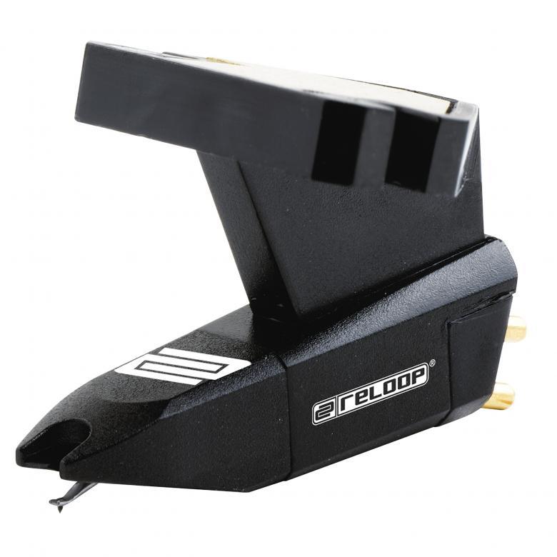 RELOOP OM Black Äänirasia ja neula By Ortofon tarjoaa ylivoimaisen äänenlaadun ja erittäin vankan rakenteen, soveltuu myös raapimiseen. Made By ORTOFON! rasia on sama kuin Ortofon OM!