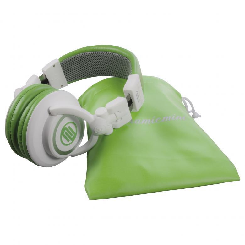 RELOOP RHP-10 Ceramic Mint DJ kuuloke on Euroopan suurimman DJ-laitevalmistajan ammattilaiskuulokkeet!!! Loistavalla Reloopin laadulla ja tukevalla rakenteella varustetut DJ-kuulokkeet käyttöön kuin käyttöön. Reloop ylpeänä esittelee RHP-10 kuuloke sarjan. Kompakti sekä kevyt, mutta siitä huolimatta jykevä rakenne, laadukas soundi ja myös hinnaltaan sopivat. Pyörivät kuulokkeet sekä taitettava muotoilu helpottavat kuljetusta. Tässä kuuloke mallissa on laadukkaat elementit, jotka tuottavat upean bassotoiston sekä heleät diskantit. Mukana laadukas pussi, varapadit, 6,3 adapteri sekä kierrejohto.