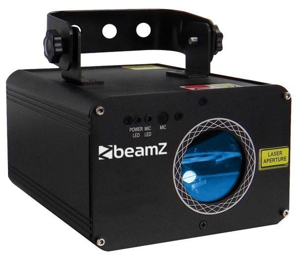 BEAMZ Prospero Laservaloefekti sininen 1, discoland.fi