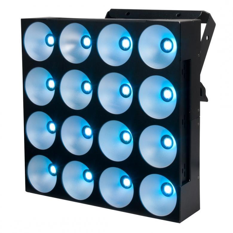 ADJ Dotz Matrix on LED pesuri-blinder 16, discoland.fi