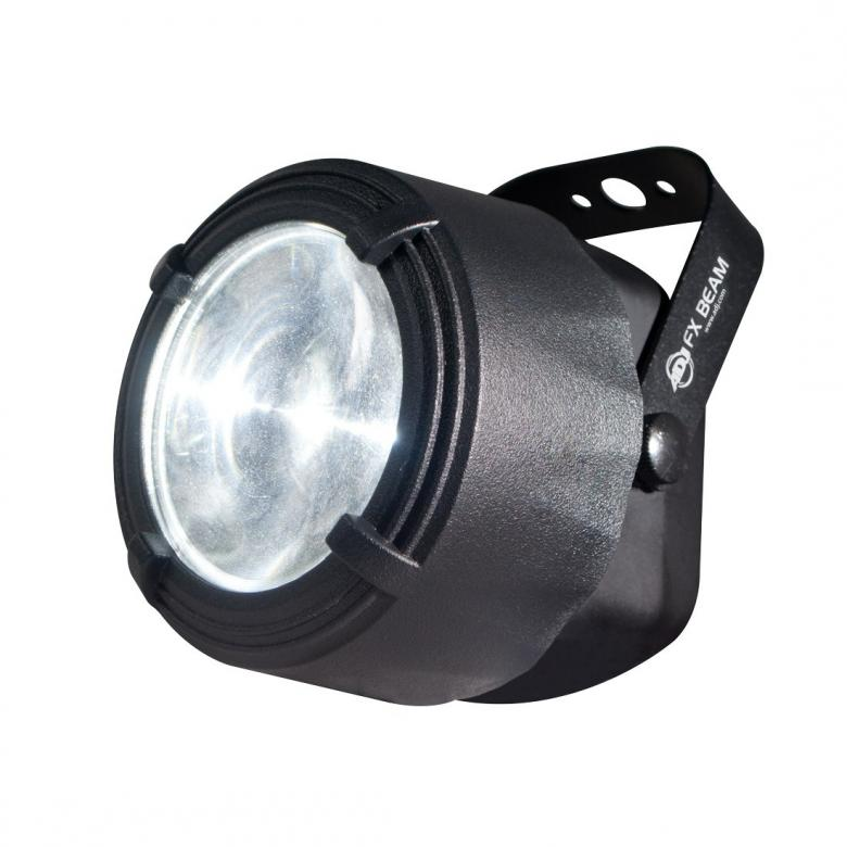 AMERICANDJ FX Beam - LED pinspot. ADJ:n , discoland.fi