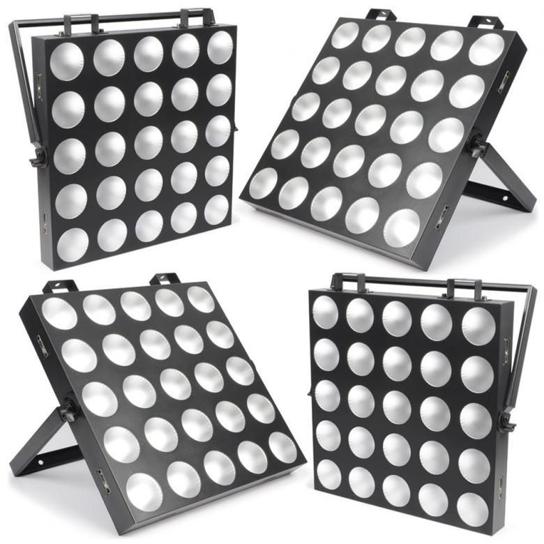 BEAMZ 4X MadMax 25x 10W COB LED Matrix -, discoland.fi