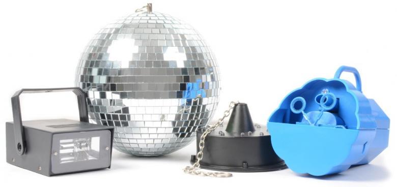 BEAMZ Disco Set IV Disco setti-Kattava p, discoland.fi