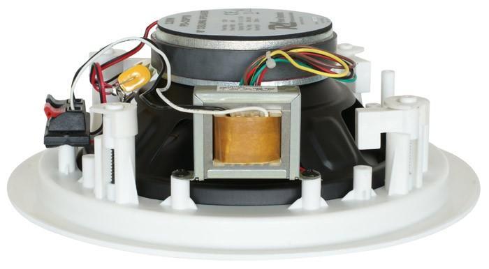 POWERDYNAMICS CSPT6 Kattokaiutin 100V tai 8 Ohm 6,5
