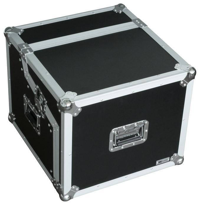 POWERDYNAMICS PD-F 2U-6U-2U DJ-comboräkki DJ CD Mikserille sekä muille arvokkaille laitteille. Ammattimainen kuljetuslaatikko joka on suunniteltu suojelemaan arvokkaita laitteitasi kuljetuksen aikana. Laatikko on tehty vankasta laminoidusta vanerista, taittuvat kantokahvat, perhos-lukot. Mitat 525 x 552 x 354mm sekä paino 13kg.