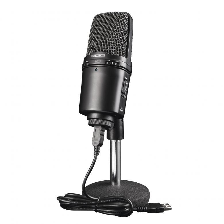 RELOOP sPod- USB mikrofoni on Seuraavan , discoland.fi