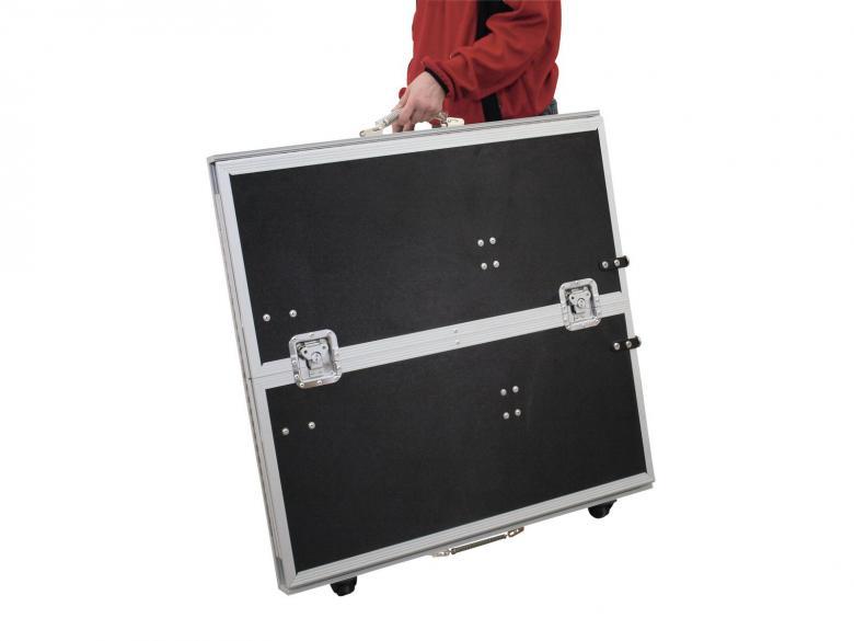OMNITRONIC ROADINGER kokoontaittuva DJ-pöytä 1480x510x930mm
