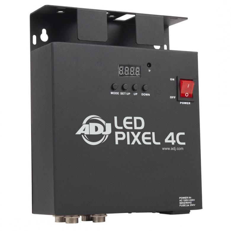 ADJ LED Pixel 4C Tube ohjain-yksikkö T�, discoland.fi