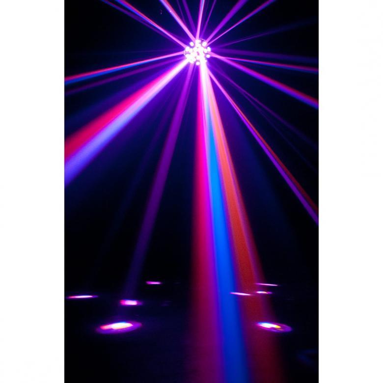 ADJ Vertigo HEX LED-valoefekti 2x12W (RGBCAW)