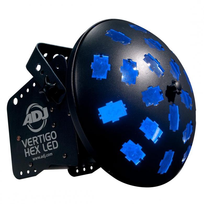 ADJ Vertigo HEX LED-valoefekti 2x12W (RG, discoland.fi