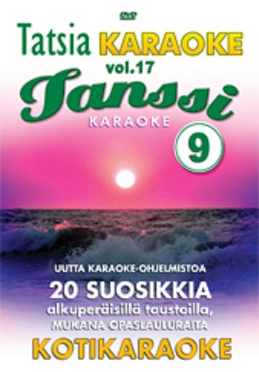 TATSIA Tatsia Kotikaraoke Vol 17 Tanssi , discoland.fi