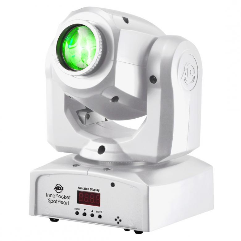 ADJ Inno Pocket Spot PEARL LED-moving he, discoland.fi