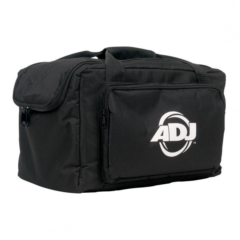 ADJ FlatPak Bag 4 kassi on pehmustettu k, discoland.fi