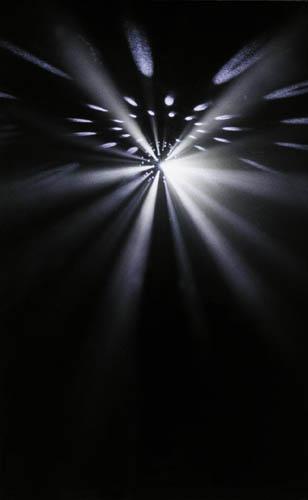 EUROLITE Siiliefekti B-15, tehokas 300W. Room filling beam effect, upea Beam Efekti kotiin!