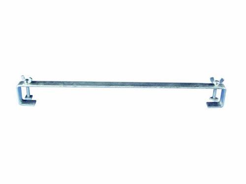 EUROLITE TCH-50/65H C-hook 65cm, silver, discoland.fi