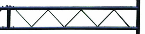 EUROLITE Alu Show cross beam 150 cm, made of steel