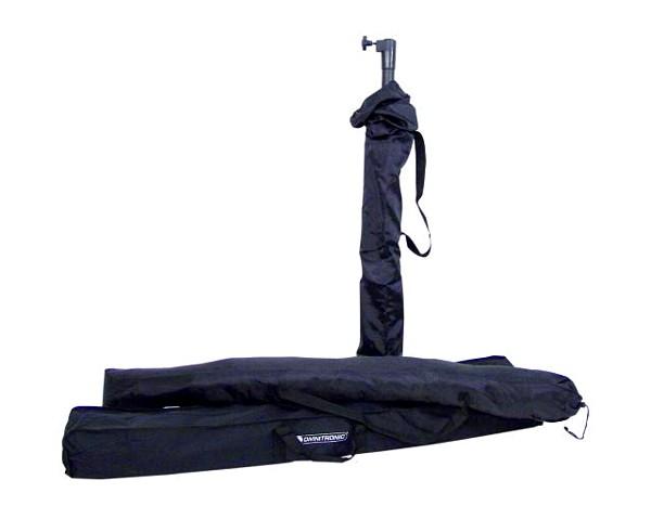 EUROLITE Kantokassi Kaiutintelineille, Carrying bag for two speaker stands