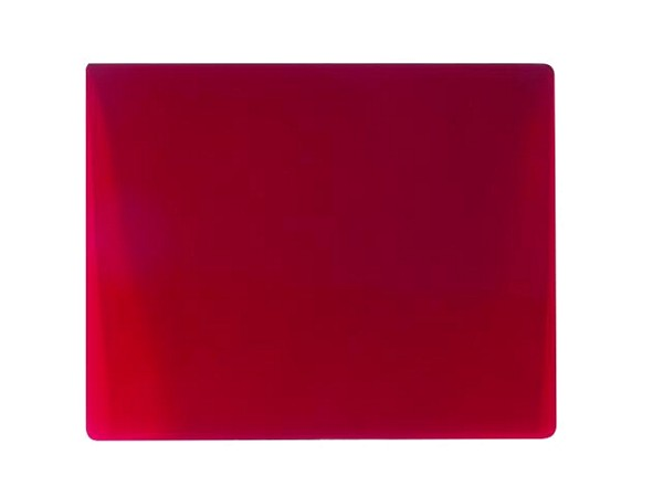 EUROLITE Flood glass filter, red 165x132mm
