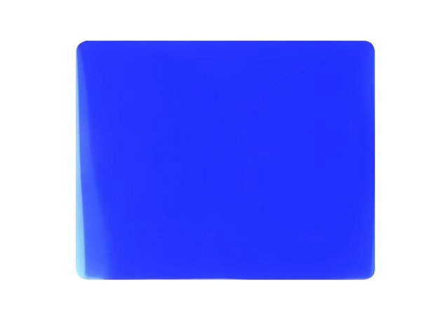 EUROLITE Flood glass filter, blue 165x132mm