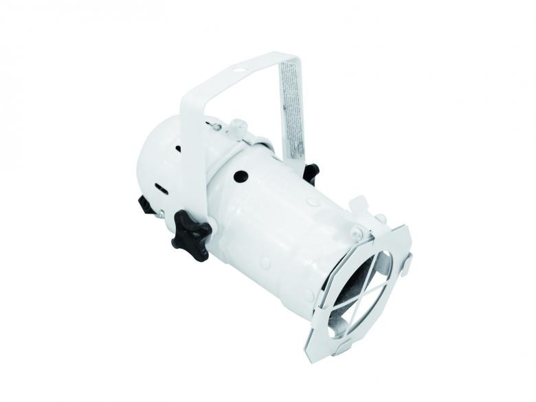 EUROLITE PAR-16 spotti, valaisin 12V, MR16 lampuille, spot white for MR-16 lamp, socket GX-5.3