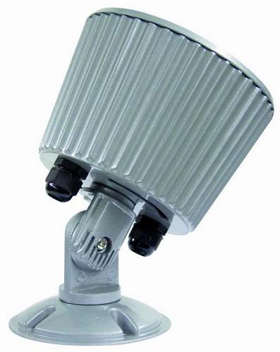 EUROLITE RGB-300 MR-16 GU-10 mini spotti 3x 50W lampulle, valitse itse värit joko sateenkaaren värit tai valkoiset lamput, lamput tilattava erikseen, mitat 150 x 150 x 205mm , paino 1kg