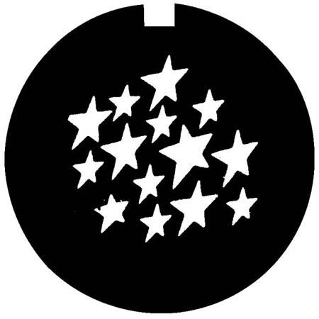 EUROLITE Gobo STARS,