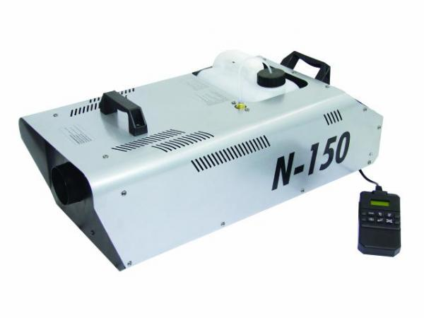 EUROLITE N-150 Savukone, DMX, 1500W LCD-, discoland.fi