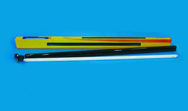 EUROLITE 120cm UV Mustavalosetti sis lam, discoland.fi
