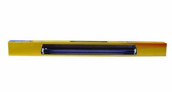 EUROLITE 120cm UV-valaisin lamppu+ metallinen laadukas valaisinrunko. Vain töpseli seinään ja toimii. Mukana kiinikkeet seinä/ katto asennusta varten. Tehokas UV valaisin. Kestävä metallirunko ,lamppu valmiiksi asennettu. tehokas Ultravioletti valo.Mitat 1230 x 100 x 40 mm sekä paino 3.2kg.